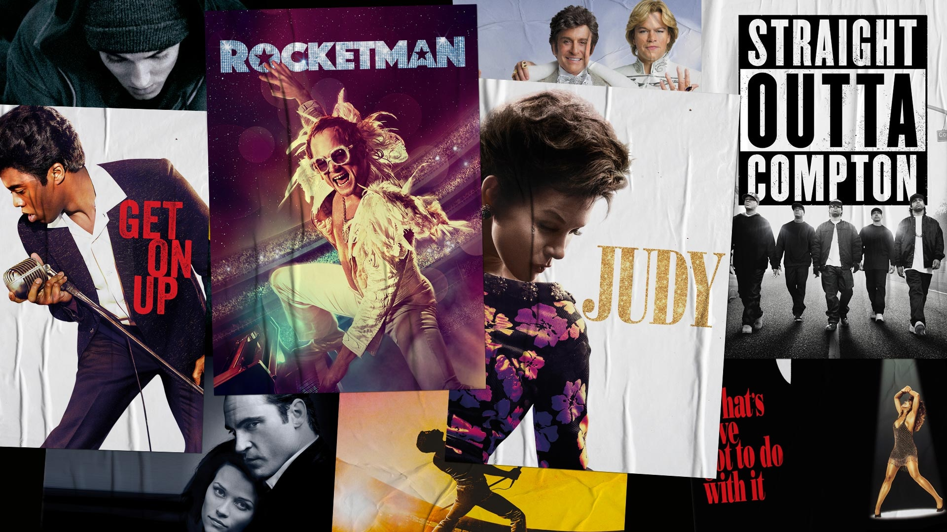 Top Ten: Musical Biopics
