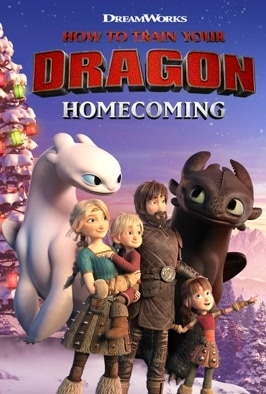 How To Train Your Dragon:...