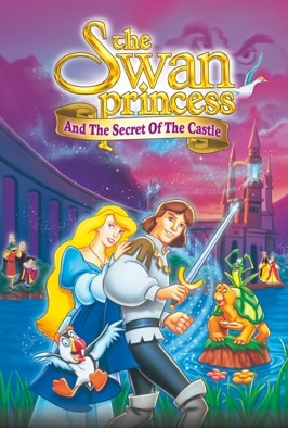 The Swan Princess: The Secret...