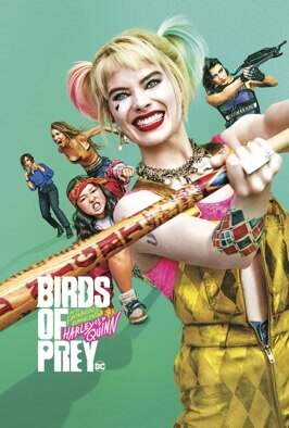 Birds Of Prey (And The Fantabulous