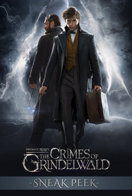 Fantastic Beasts: The Crimes...