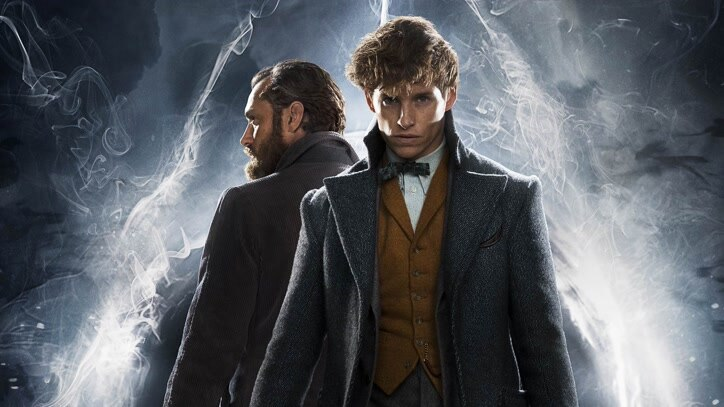 Watch Fantastic Beasts: The Crimes... Online