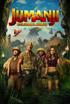 Jumanji: Welcome To The Jungle image