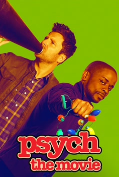 Psych: The Movie image