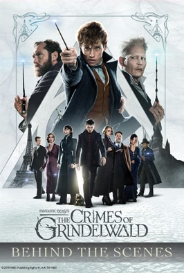 Fantastic Beasts- The Crimes...