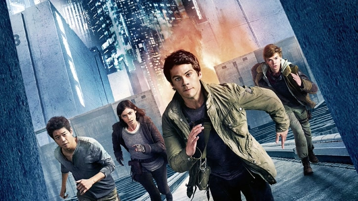 Watch Maze Runner: The Death Cure Online