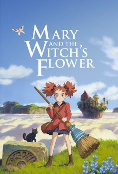 Mary And The Witch's Flower image