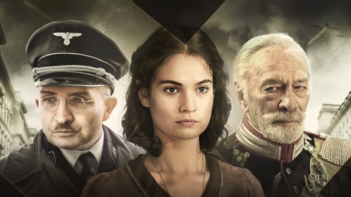 Watch The Exception Online