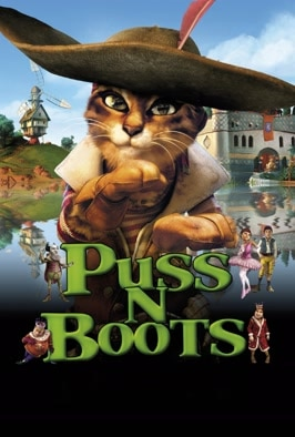 The True Story Of Puss 'N...