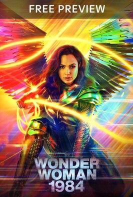Free Preview Wonder Woman 1984