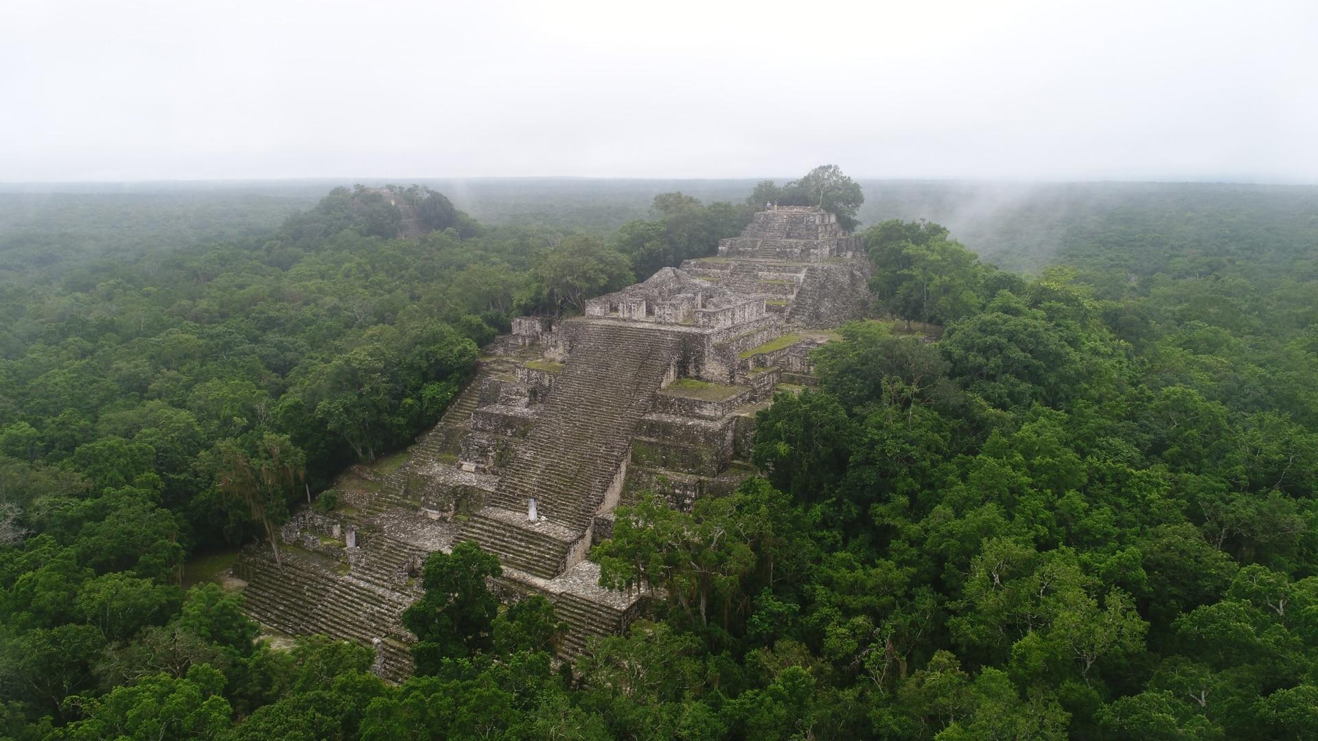 Lost World Of The Yucatan