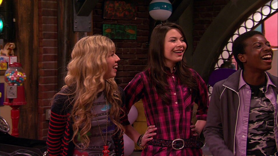iQuit iCarly Part 1