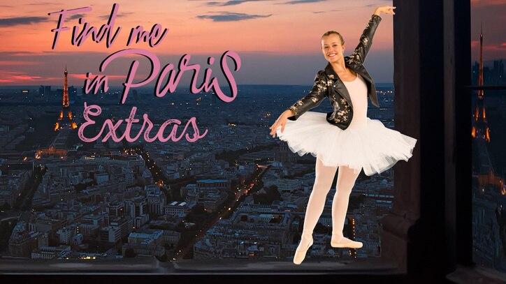 Watch Find Me in Paris Extras Online