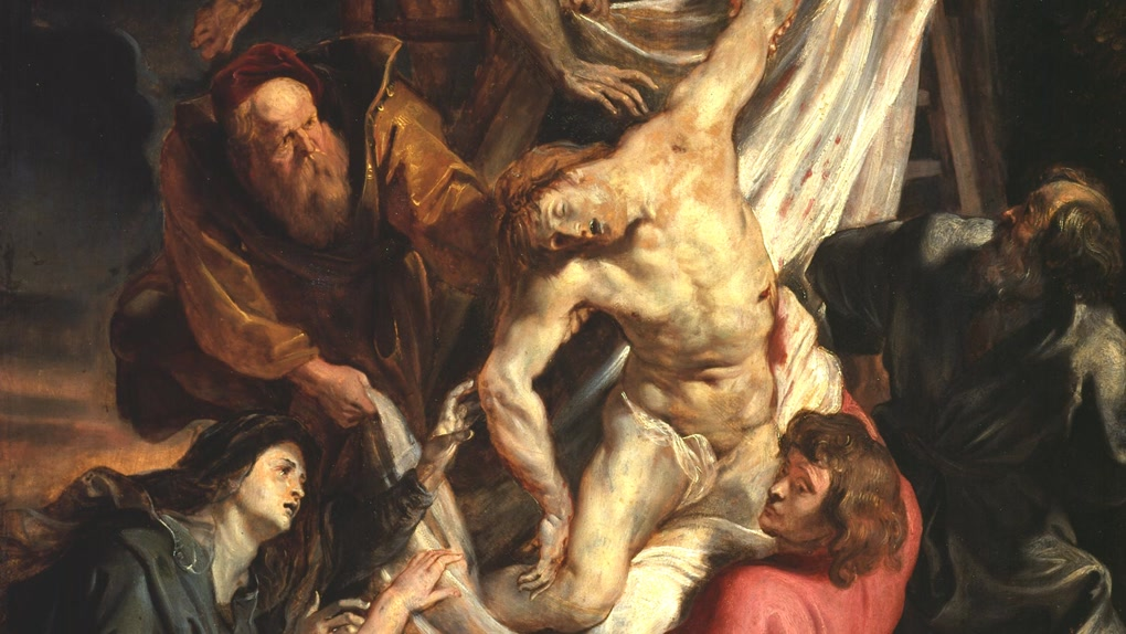 Rubens  - The Descent From The Cross