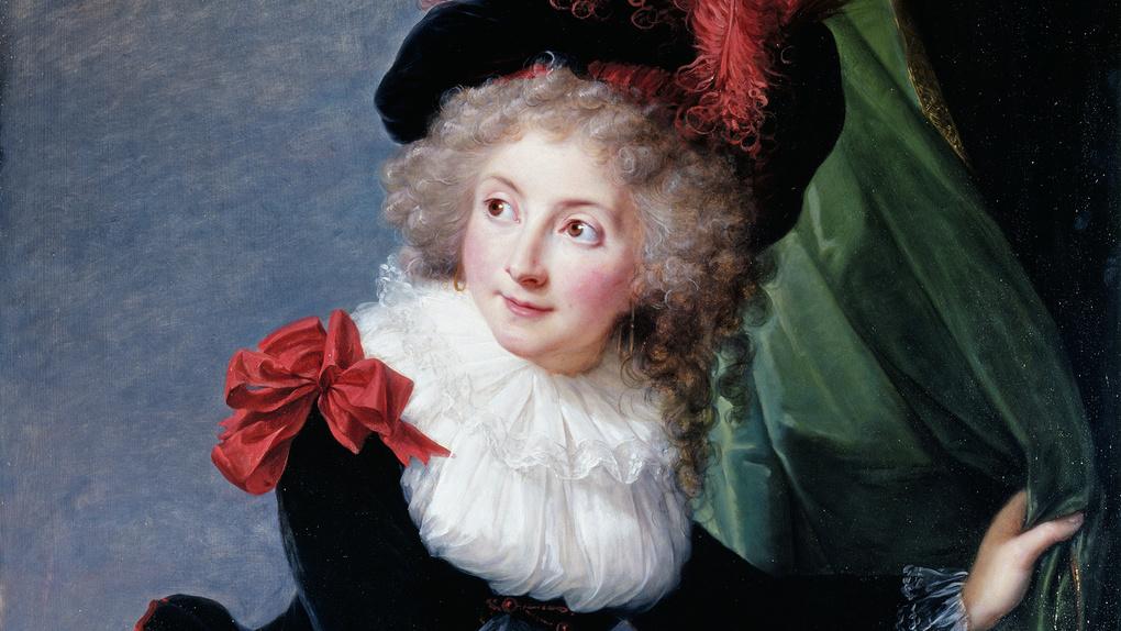 Vigee Le Brun - Madame Perregaux