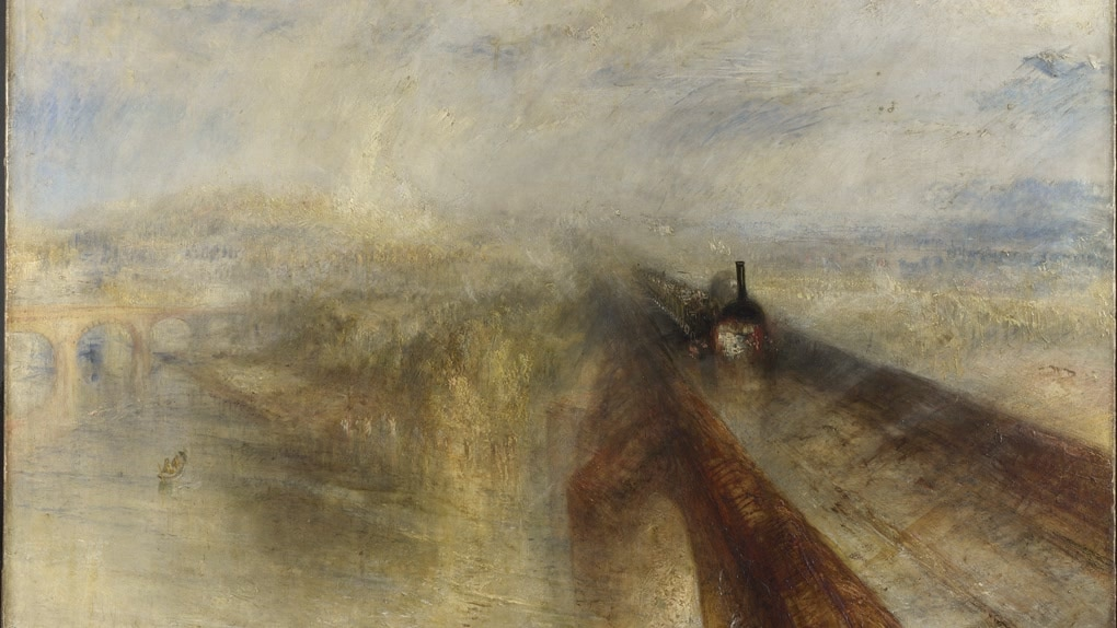 Turner - Rain, Steam, And Speed - The Gr