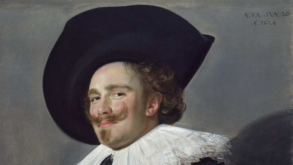 Hals - The Laughing Cavalier