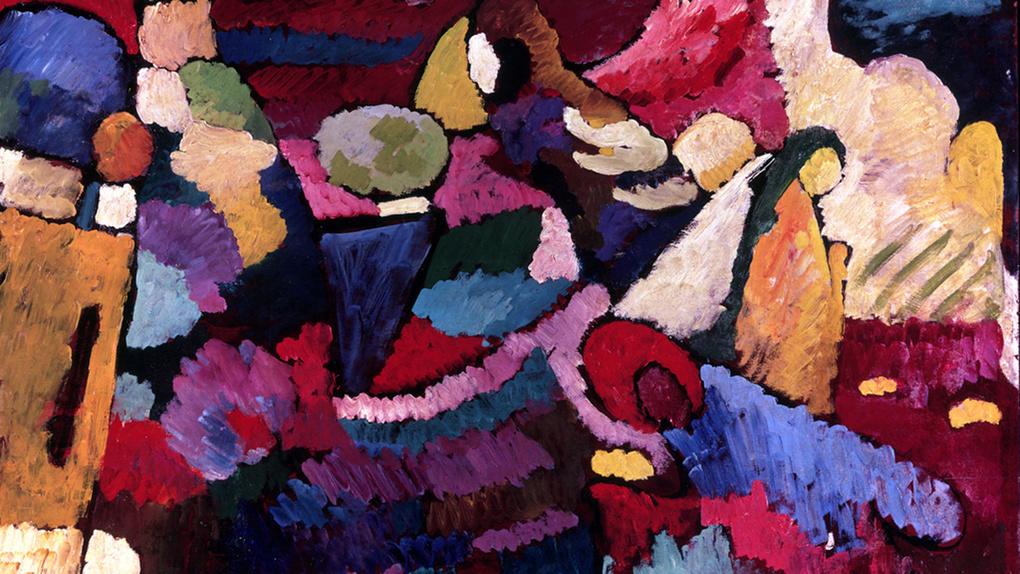 Kandinsky - On The Theme Of The Last Jud