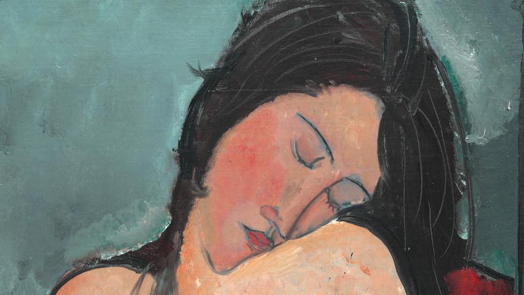 Modigliani - Female Nude