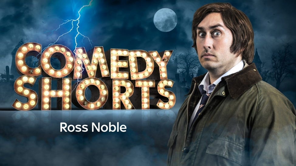 Episode 1 - Ross Noble's Horror