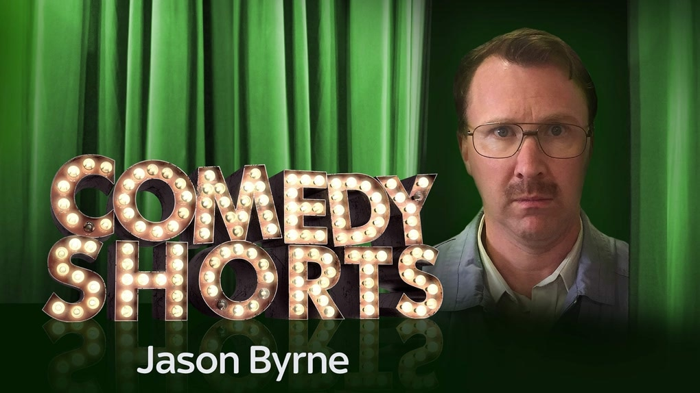 Jason Byrne In Ireland