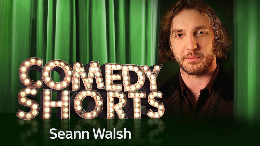 Seann Walsh In Ireland
