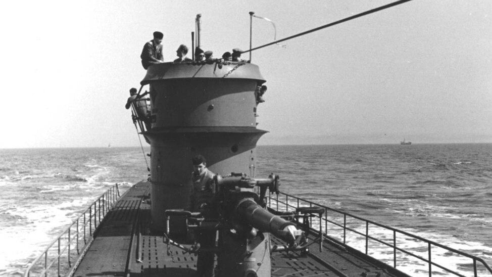 Episode 7 - The U-Boat War