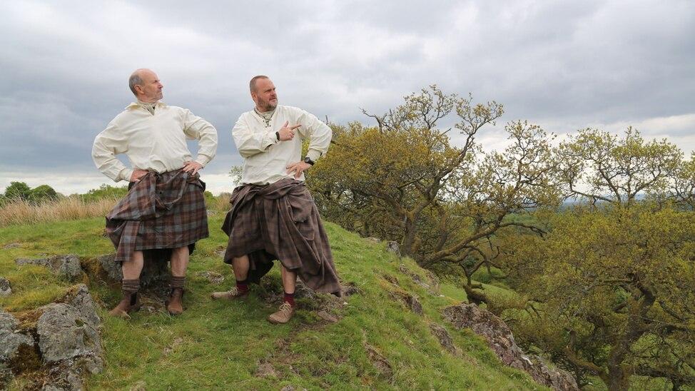 Episode 4 - Scotland