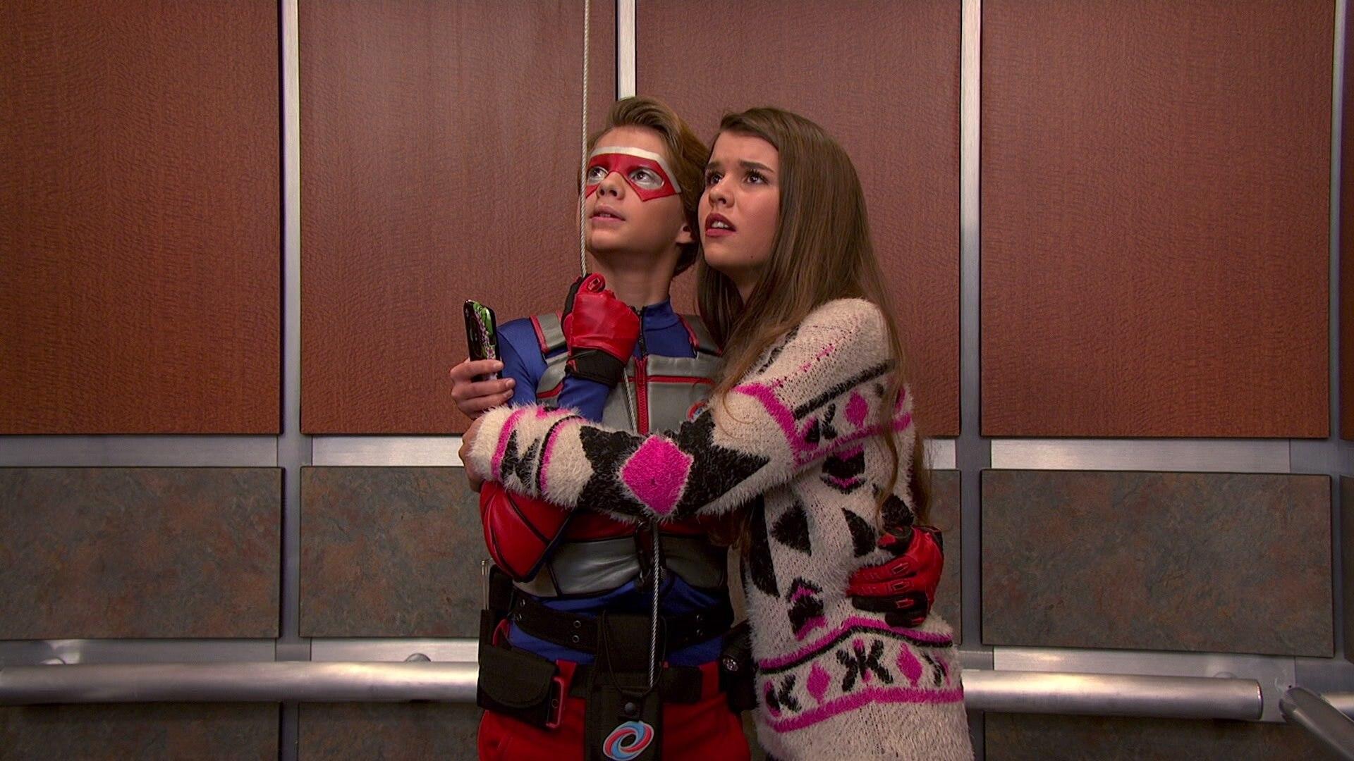 Elevator Kiss