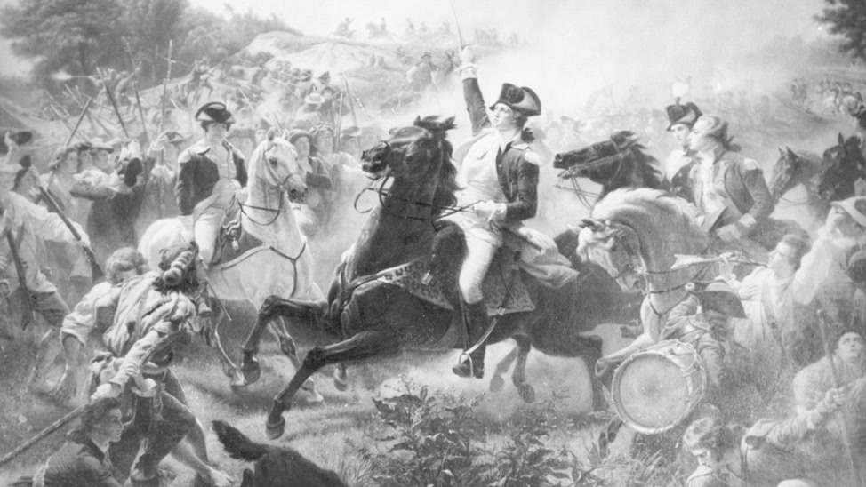 EPISODE 3 - The Battle Of Monmouth
