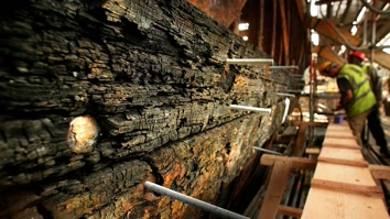 Cutty Sark: Out of the Ashes