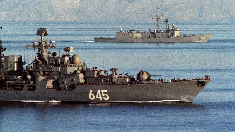 EPISODE 6 - Cold War Warriors
