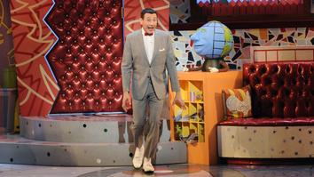 The Pee Wee Herman Show....