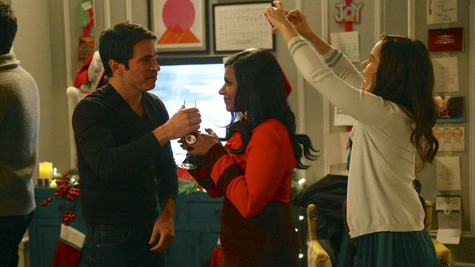 Episode 9 - Josh And Mindy's Christmas Party