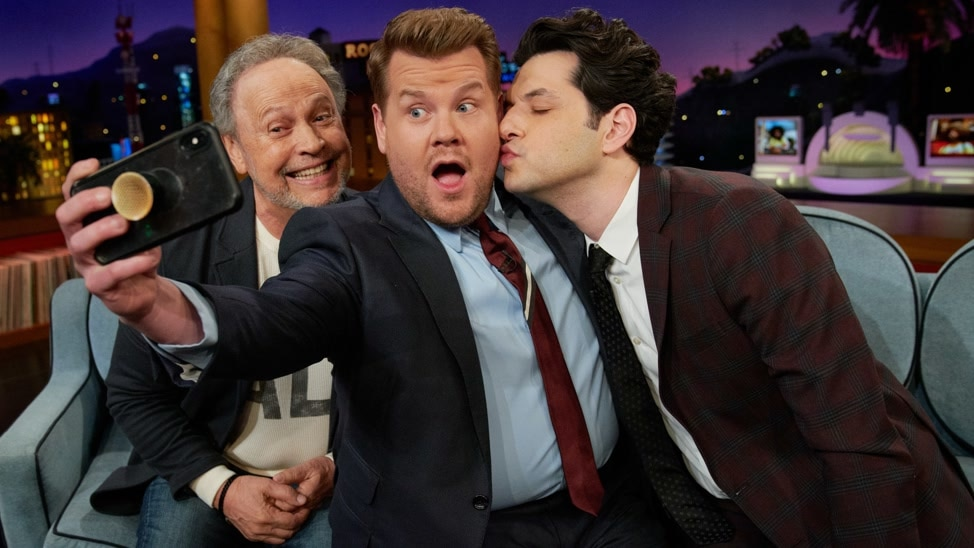 Episode 72 - Late Late Show With James Corden  72