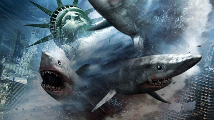 Watch Sharknado 2: The Second One Online
