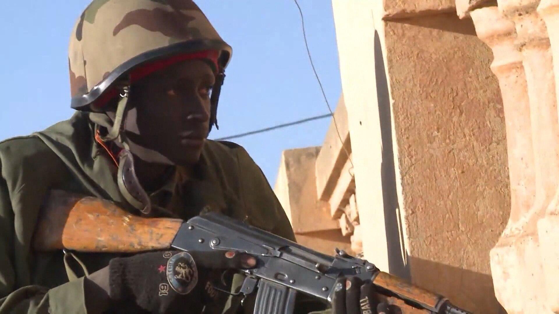Secret Wars Uncovered: Mali