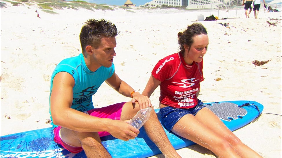 Episode 4 - Vicky And Holly's Task