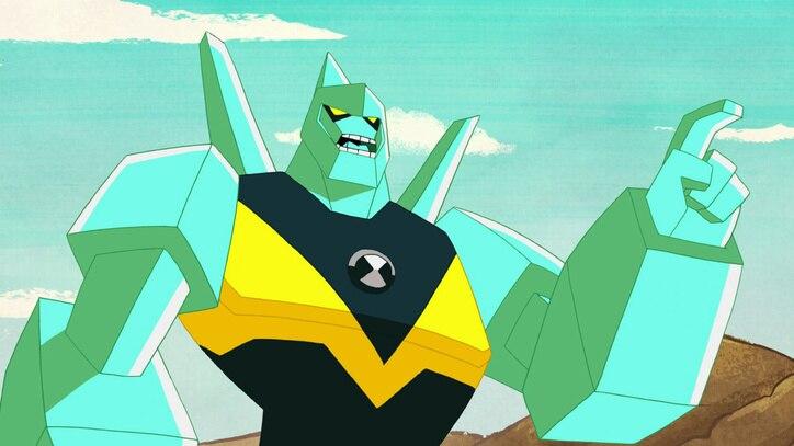 Watch Ben 10: Diamondhead Online