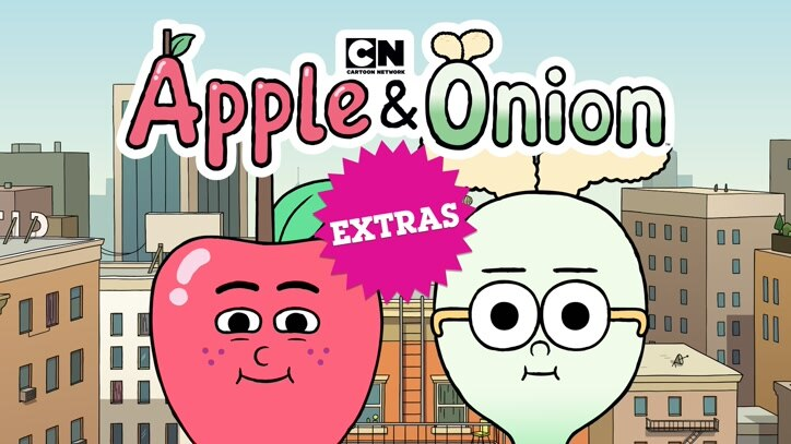 Watch Apple & Onion: Extras Online
