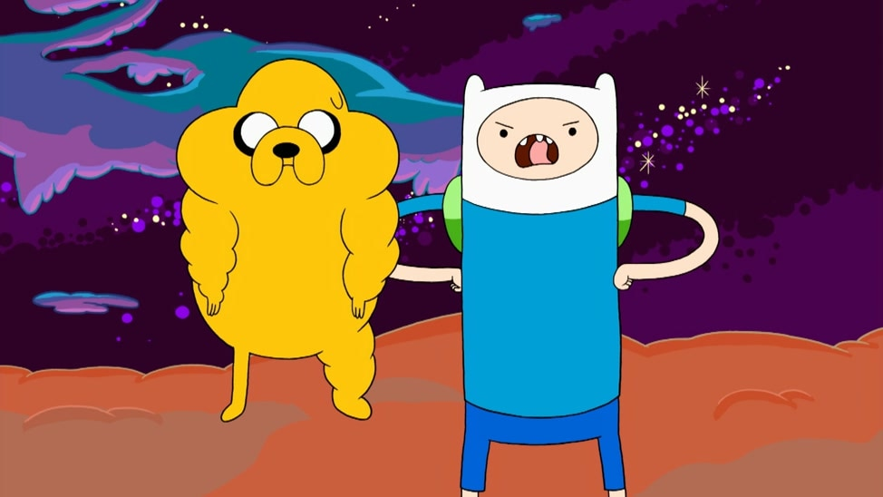 Episode 1 - Slumber Party Panic/Trouble in Lumpy space