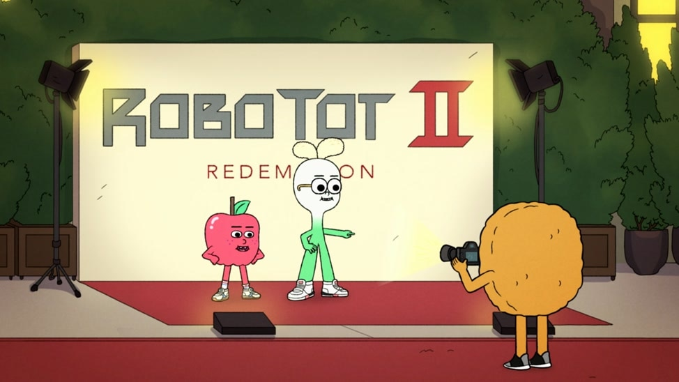 EPISODE 5 - Hotdog's Movie Premiere