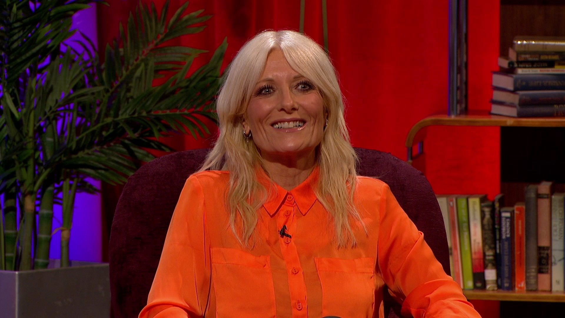 Gethin Jones, Gaby Roslin, and more