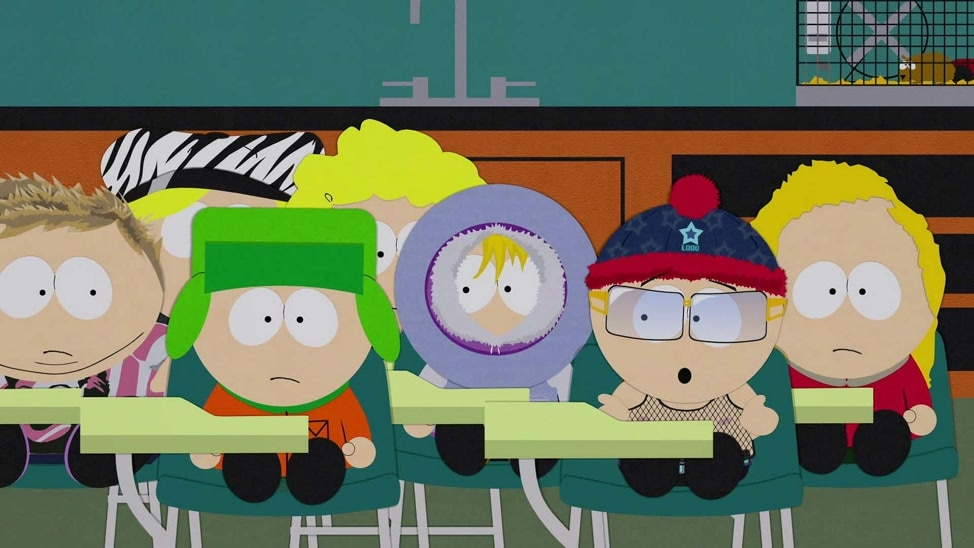 Episode 8 - South Park is Gay!