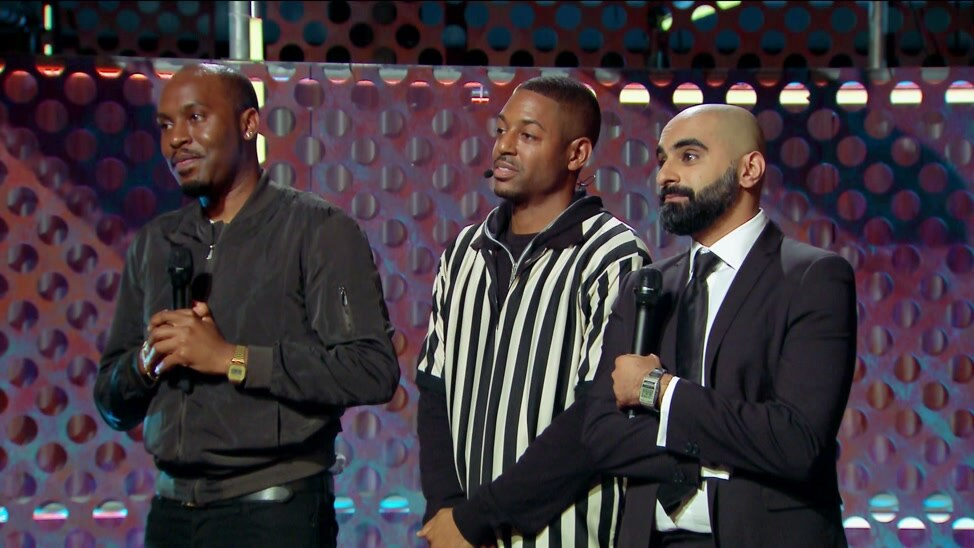 Episode 3 - Dane Baptiste vs. Tez Ilyas