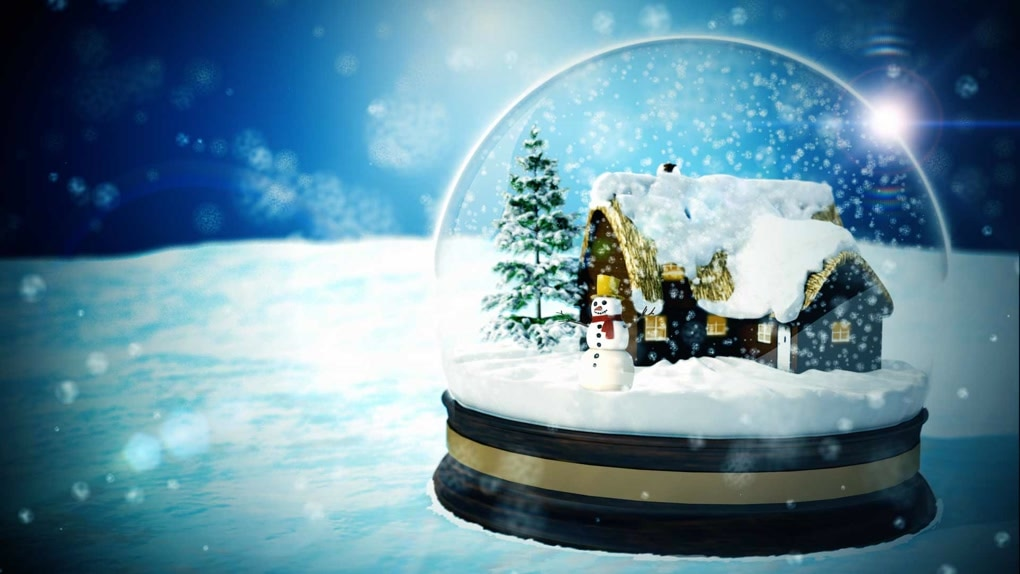 Magic Snow Globe