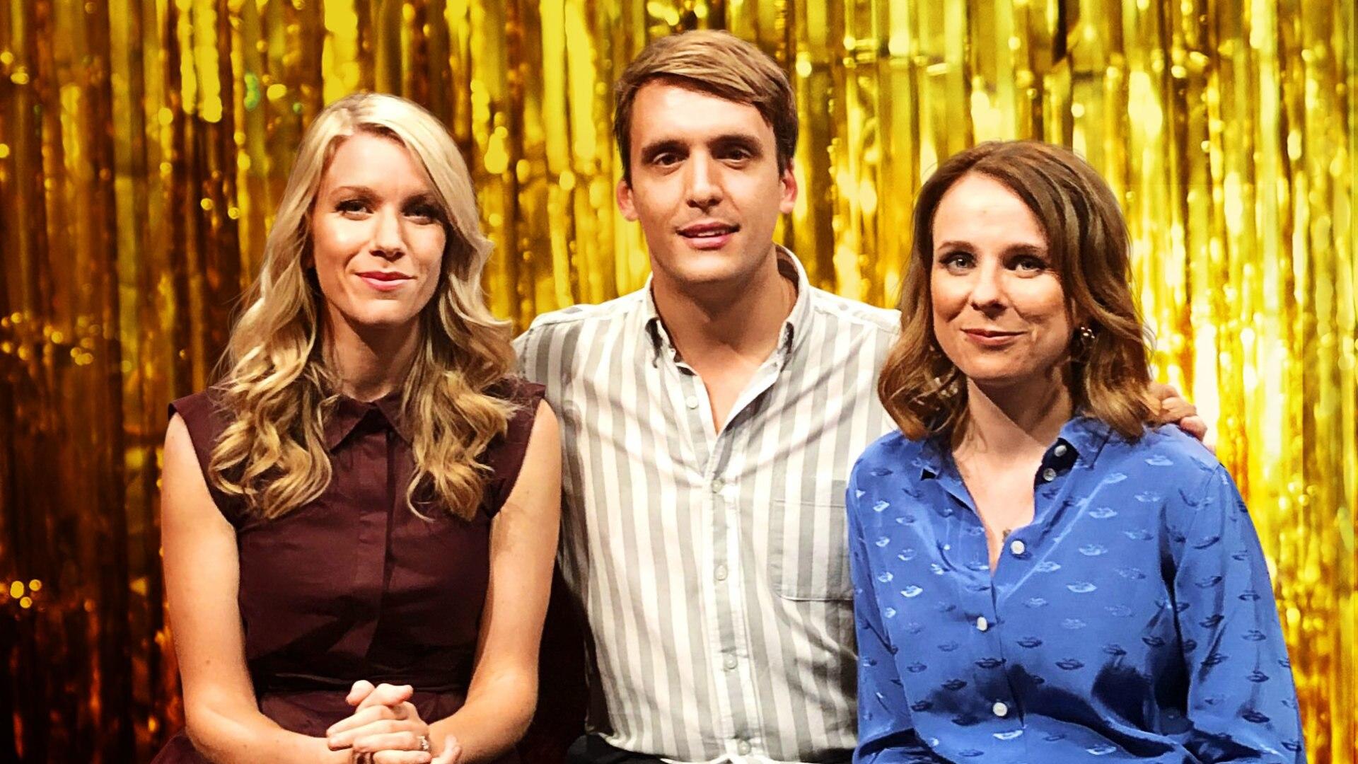 Romesh Presents: Rachel Parris, Cariad Lloyd and Graham Dickson