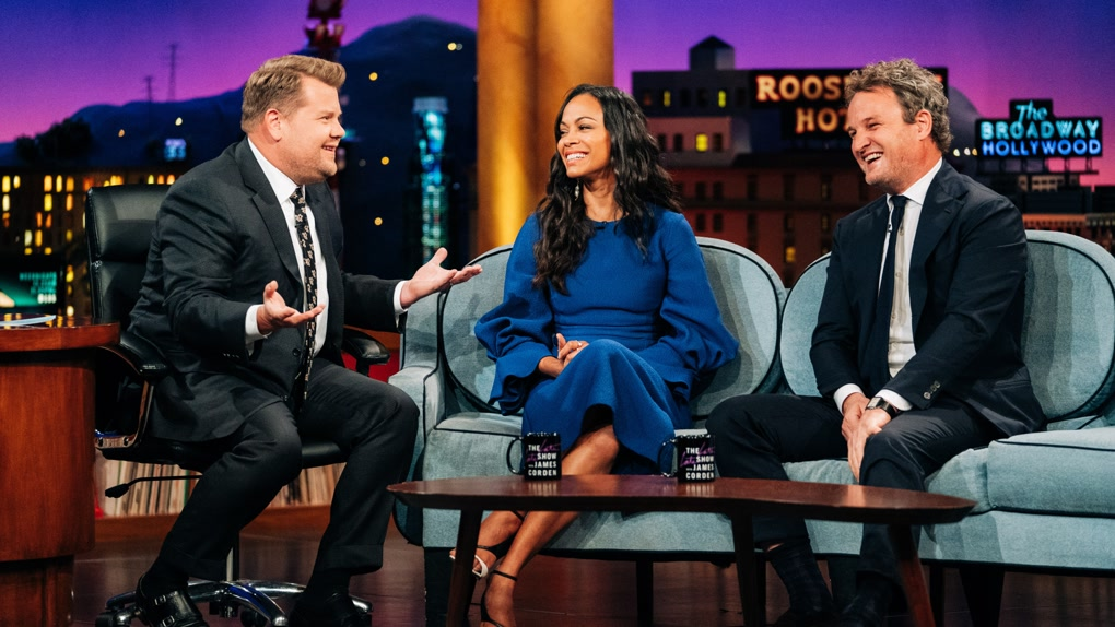 Late Late Show With James Corden 101