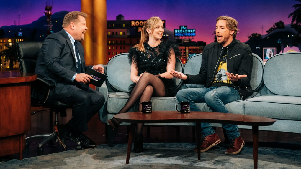 Late Late Show With James Corden 107