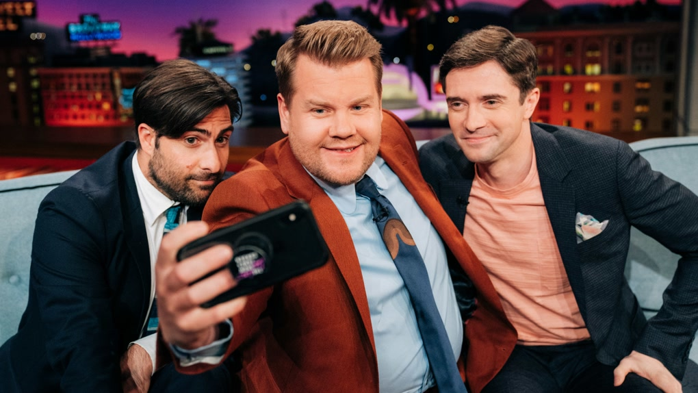 Late Late Show With James Corden 108